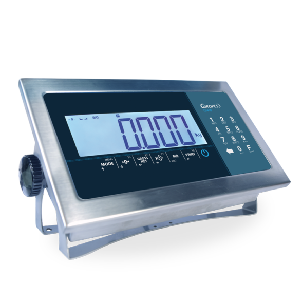 Baxtran GI410 & GI410I LCD